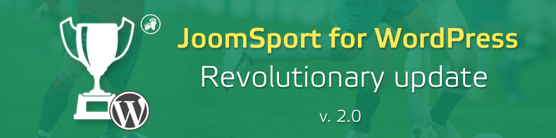 Wordpress sport plugin release