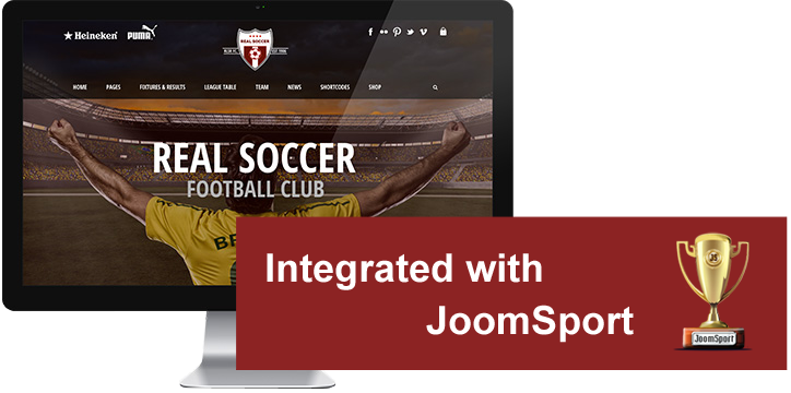 Best selling WordPress sport theme launches partnership with JoomSport sport plugin